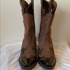 Ariat Dressy Western boots, brown US 8.5B